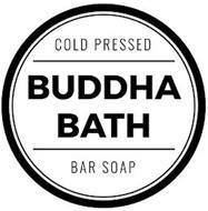 COLD PRESSED BUDDHA BATH BAR SOAP