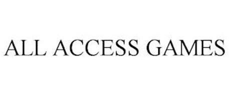 ALL ACCESS GAMES