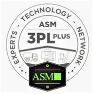 EXPERT TECHNOLOGY NETWORK ASM 3PLPLUS ASM GROUP