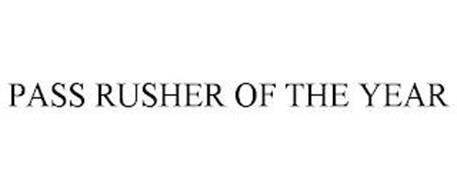 PASS RUSHER OF THE YEAR