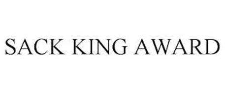 SACK KING AWARD