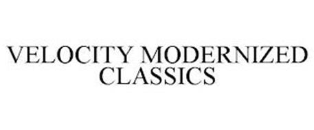 VELOCITY MODERNIZED CLASSICS
