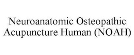 NEUROANATOMIC OSTEOPATHIC ACUPUNCTURE HUMAN (NOAH)