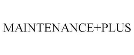 MAINTENANCE+PLUS