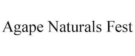 AGAPE NATURALS FEST