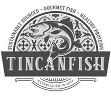 TINCANFISH SUSTAINABLY SOURCED GOURMET FISH HEALTHY PROTEINS ESTABLISHED IN 2019