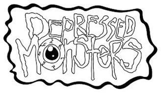 DEPRESSED MONSTERS
