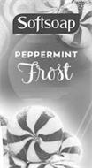 SOFTSOAP PEPPERMINT FROST
