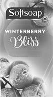 SOFTSOAP WINTERBERRY BLISS