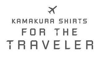 KAMAKURA SHIRTS FOR THE TRAVELER