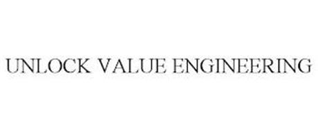 UNLOCK VALUE ENGINEERING