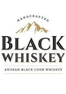 HANDCRAFTED BLACK WHISKEY ANDEAN BLACK CORN WHISKEY