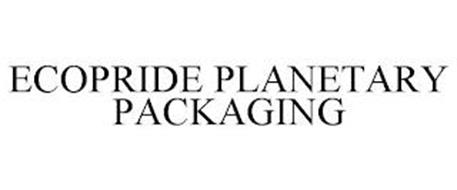 ECOPRIDE PLANETARY PACKAGING