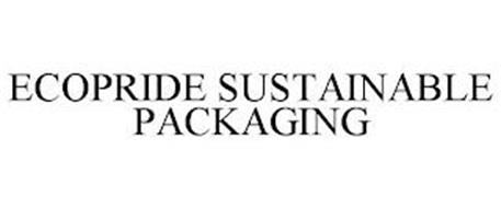 ECOPRIDE SUSTAINABLE PACKAGING