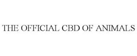 THE OFFICIAL CBD OF ANIMALS