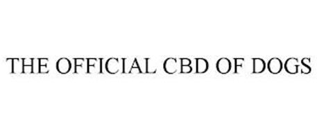 THE OFFICIAL CBD OF DOGS