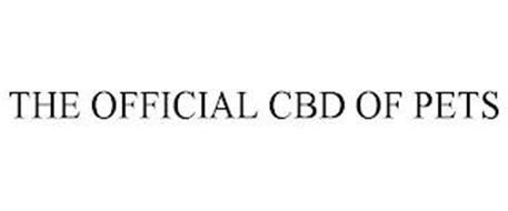 THE OFFICIAL CBD OF PETS