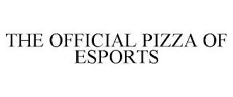THE OFFICIAL PIZZA OF ESPORTS