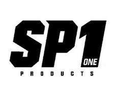 SP1 ONE PRODUCTS