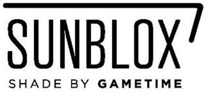 SUNBLOX SHADE BY GAMETIME