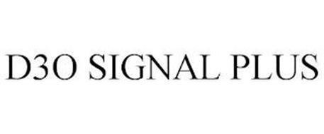 D3O SIGNAL PLUS