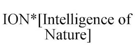 ION*[INTELLIGENCE OF NATURE]