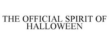 THE OFFICIAL SPIRIT OF HALLOWEEN