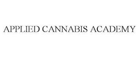 APPLIED CANNABIS ACADEMY