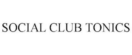 SOCIAL CLUB TONICS