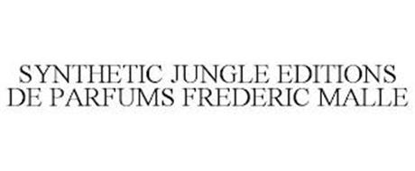 SYNTHETIC JUNGLE EDITIONS DE PARFUMS FREDERIC MALLE