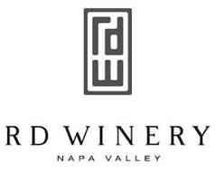 RDW RD WINERY NAPA VALLEY