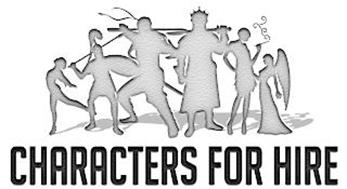 CHARACTERS FOR HIRE