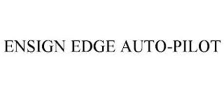 ENSIGN EDGE AUTO-PILOT
