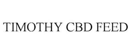 TIMOTHY CBD FEED