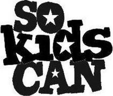 SO KIDS CAN
