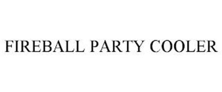 FIREBALL PARTY COOLER