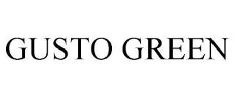 GUSTO GREEN
