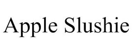 APPLE SLUSHIE