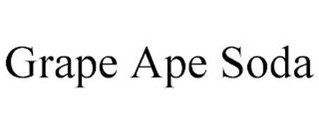 GRAPE APE SODA