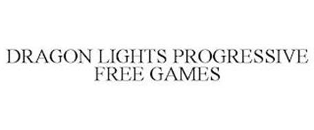DRAGON LIGHTS PROGRESSIVE FREE GAMES