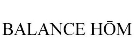 BALANCE HOM