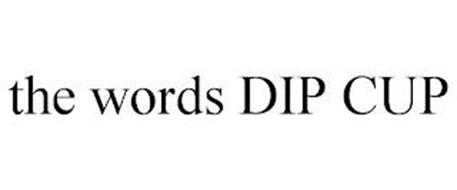 THE WORDS DIP CUP