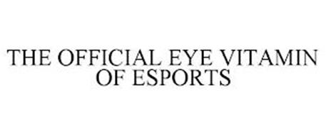 THE OFFICIAL EYE VITAMIN OF ESPORTS