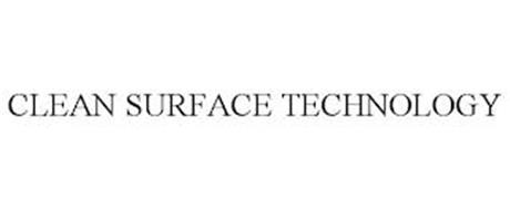 CLEAN SURFACE TECHNOLOGY