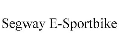 SEGWAY E-SPORTBIKE