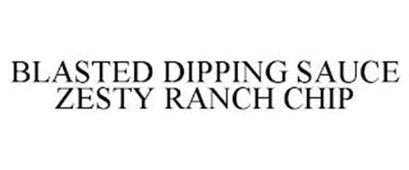BLASTED DIPPING SAUCE ZESTY RANCH CHIP