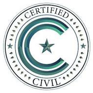 CC CERTIFIED CIVIL