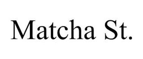 MATCHA ST.