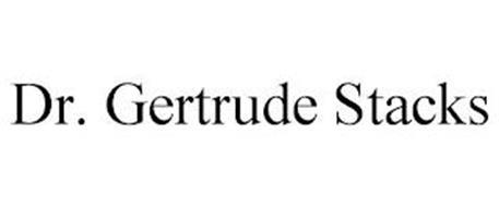 DR. GERTRUDE STACKS