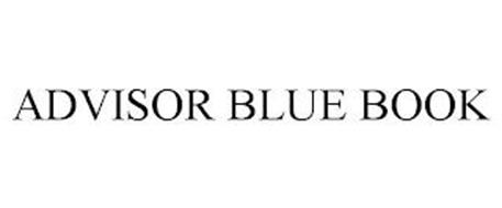 ADVISOR BLUE BOOK
